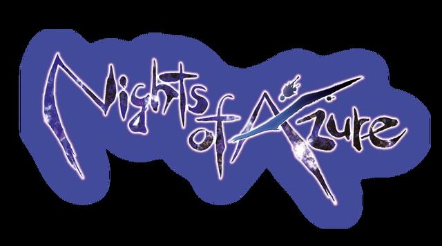 File:Nights of Azure Logo.png