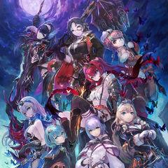 Promotional Art (Nights of Azure 2)