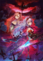 Yoru no Nai Kuni Artwork 1