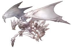 Blueblood Dragon Mavelus