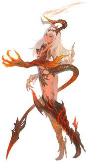 Demon Form Artwork