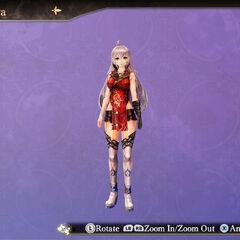 In-Game Model (No Armor)
