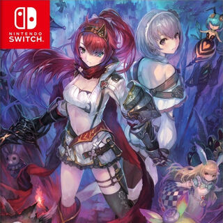 JP Switch Box Art