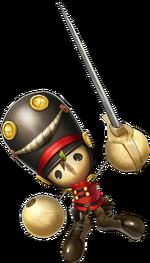 Toy Sentinel