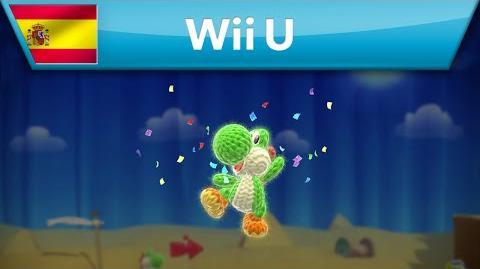 Yoshi's Woolly World - ¡Qué esponjoso! (Wii U)