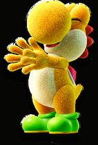 Yoshi-yellow