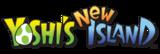 Yoshi's New Island Logo