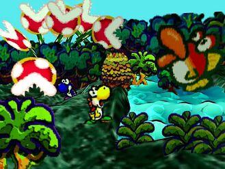 Yoshi's Story 64 P4