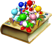 180px-Yoshis on storybook