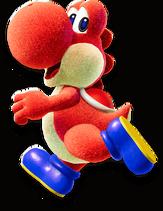 Yoshi-red