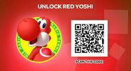 PANEL RED-YOSHI-QR