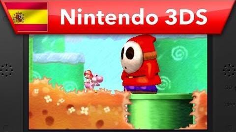Yoshi's New Island - Tráiler (Nintendo 3DS)