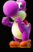 Yoshi-purple