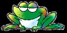 Prince Froggy Artwork - Super Mario World 2
