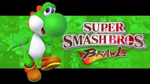 Yoshi's Island - Super Smash Bros. Brawl