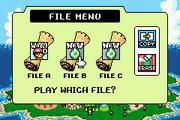 World 0 - Super Mario Advance 3