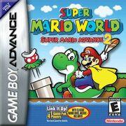 Super Mario Advance 2 Box Art