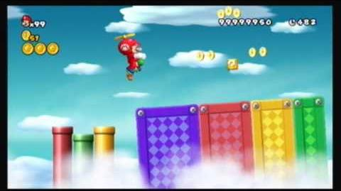 New Super Mario Bros Wii Cheats and Codes