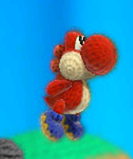 Red Wooly World