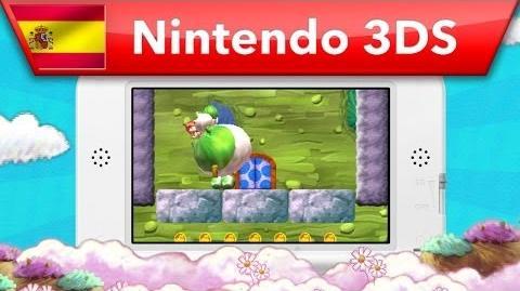 Yoshi's New Island - Tráiler de novedades (Nintendo 3DS)