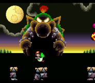Baby Bowser Battle - Close to Yoshi - Super Mario World 2