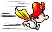 180px-Superstar Baby Mario Artwork - Super Mario World 2