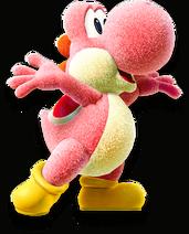 Yoshi-pink
