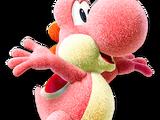 Pink Yoshi