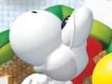 White Yoshi