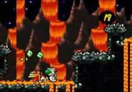 Yoshi's Island SNES screenshot 3