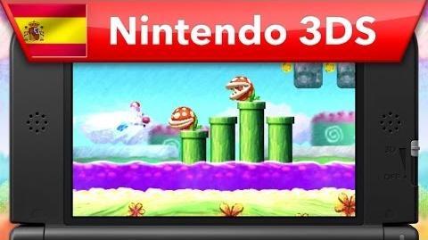 Yoshi's New Island - Tráiler febrero de 2014 (Nintendo 3DS)