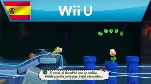 Yoshi's Woolly World - Un maravilloso mundo de lana (Wii U)
