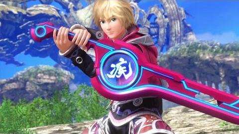 Super Smash Bros. 4 - Shulk Trailer (Wii U)