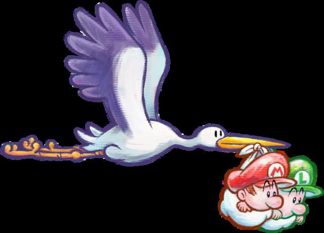 Cig e a wiki yoshi fandom powered by wikia - Bebe mario et bebe luigi ...