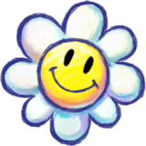Flower Artwork - Yoshi's New Island