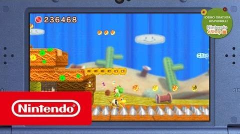 Poochy & Yoshi's Woolly World - ¡Descubre niveles únicos! (Nintendo 3DS)