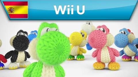 Yoshi's Woolly World - ¡Cuántos patrones! (Wii U)