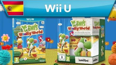 Yoshi's Woolly World - Descubre un maravilloso mundo de lana el 26 de junio (Wii U)