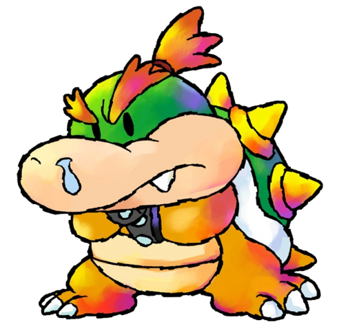 Baby bowser yoshi wiki fandom powered by wikia baby bowsers artwork from super mario world 2 yoshis island sciox Image collections