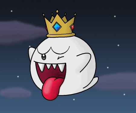 File:King boo by minimariodrawer.jpg