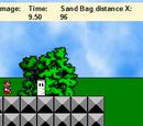 Home-Run Contest mini-game