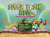 Super Yoshi RPG