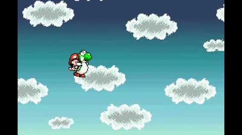 Yoshi's Island 1-1 Warping