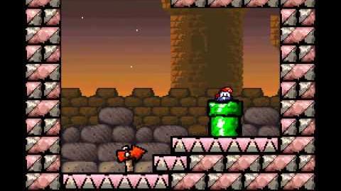 Yoshi's Island Pipe Jumps