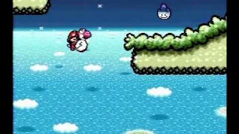 Yoshi's Island Speed Run 1-2 100%