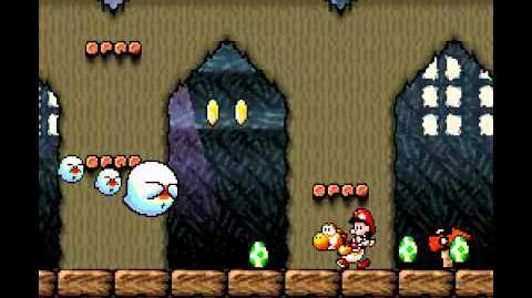 Yoshi's Island Egg Tonguing