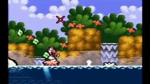 Yoshi's Island Speed Run 3-7 any%