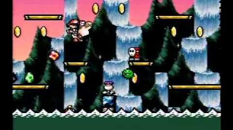 Yoshi's Island Speed Run 4-6 any% *new*