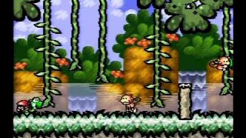 Yoshi's Island Speed Run 3-1 any% (without warp)