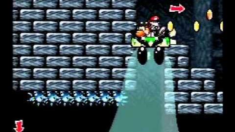 Yoshi's Island Speed Run 5-4 any%